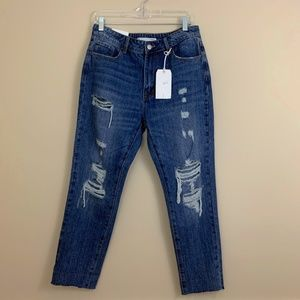 Denim - Klique B. High Rise Mom Jeans NWOT Womens Size 9